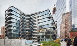 Sales of High Line condos at Zaha Hadid's 520 West 28th Street sluggish