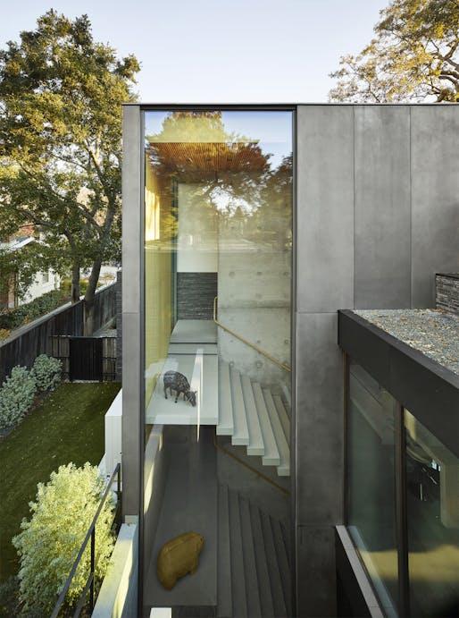 Waverley Residence by Ehrlich Yanai Rhee Chaney Architects. Photo: Matthew Millman.