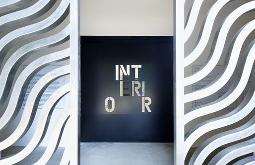 "The 2014 Spanish Pavilion, ""Interior"", at the Venice Biennale. Photo: José Hevia"