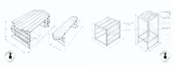 Wayward Furniture Designs