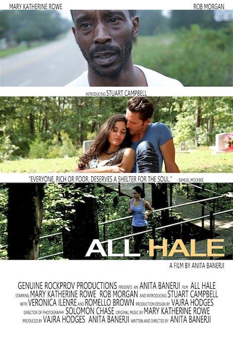 Teaser Poster for ALL HALE
