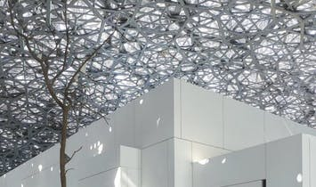 Fabricator of Louvre Abu Dhabi's lattice dome declares insolvency due to the project