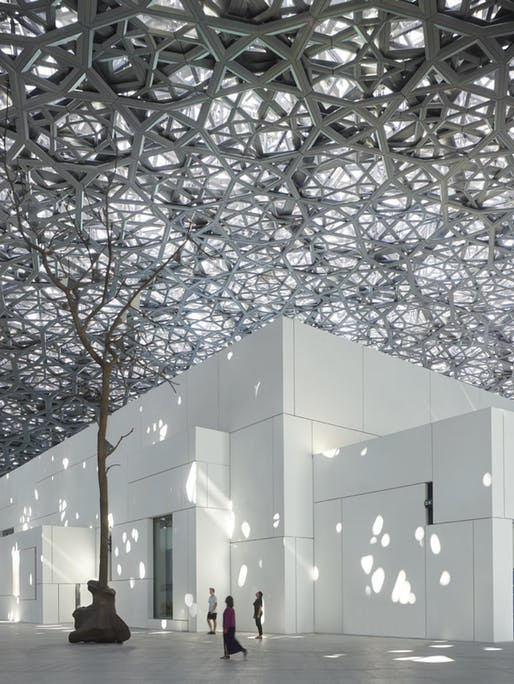 © Louvre Abu Dhabi. Photography: Roland Halbe.