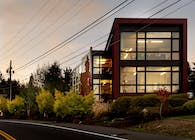 Coates Design: Seattle Architects - Tanner Office