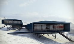 Antarctic architecture is getting snazzier