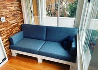 Built-in Couch