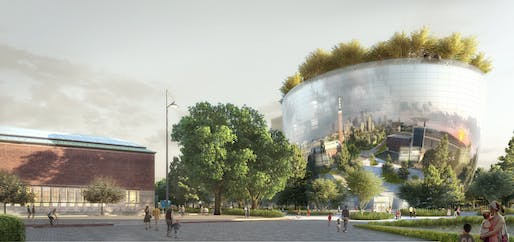 Rendering courtesy of MVRDV.