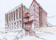 H2L2 (Design Dev.) Sussex County Community College, Newtown, NJ