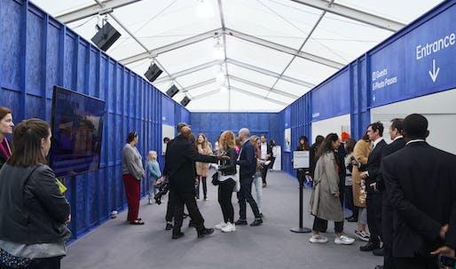 The Architectural Backdrops and Studio Backlots of the Inaugural Frieze LA Art Fair