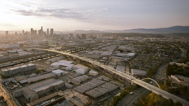 Sixth Street Viaduct, Los Angeles, CA. Renderings: Michael Maltzan Architecture, Inc.