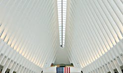 Skylight of Santiago Calatrava's WTC Oculus to reopen for 9/11 anniversary
