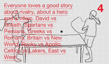 Cross-Talk #6: Konstantinos Chatzaras on East vs West