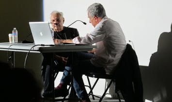 Improvisation and Troublemaking: Frank Gehry in Conversation with Eric Owen Moss at SCI-Arc