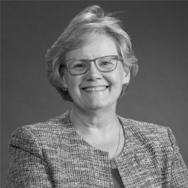 Chair, BAC Board of Trustees, Judy Nitsch