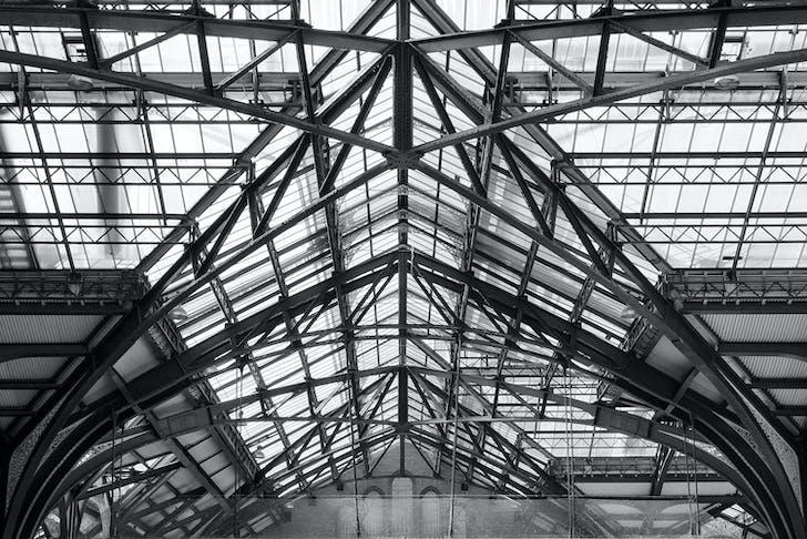 Liverpool Street Station, London. Architect: Edward Wilson. © Edward Neumann / EMCN