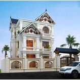 thiết kế biệt thự INDIGO