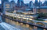 The Rockefeller University Stavros Niarchos Foundation - David Rockefeller River Campus
