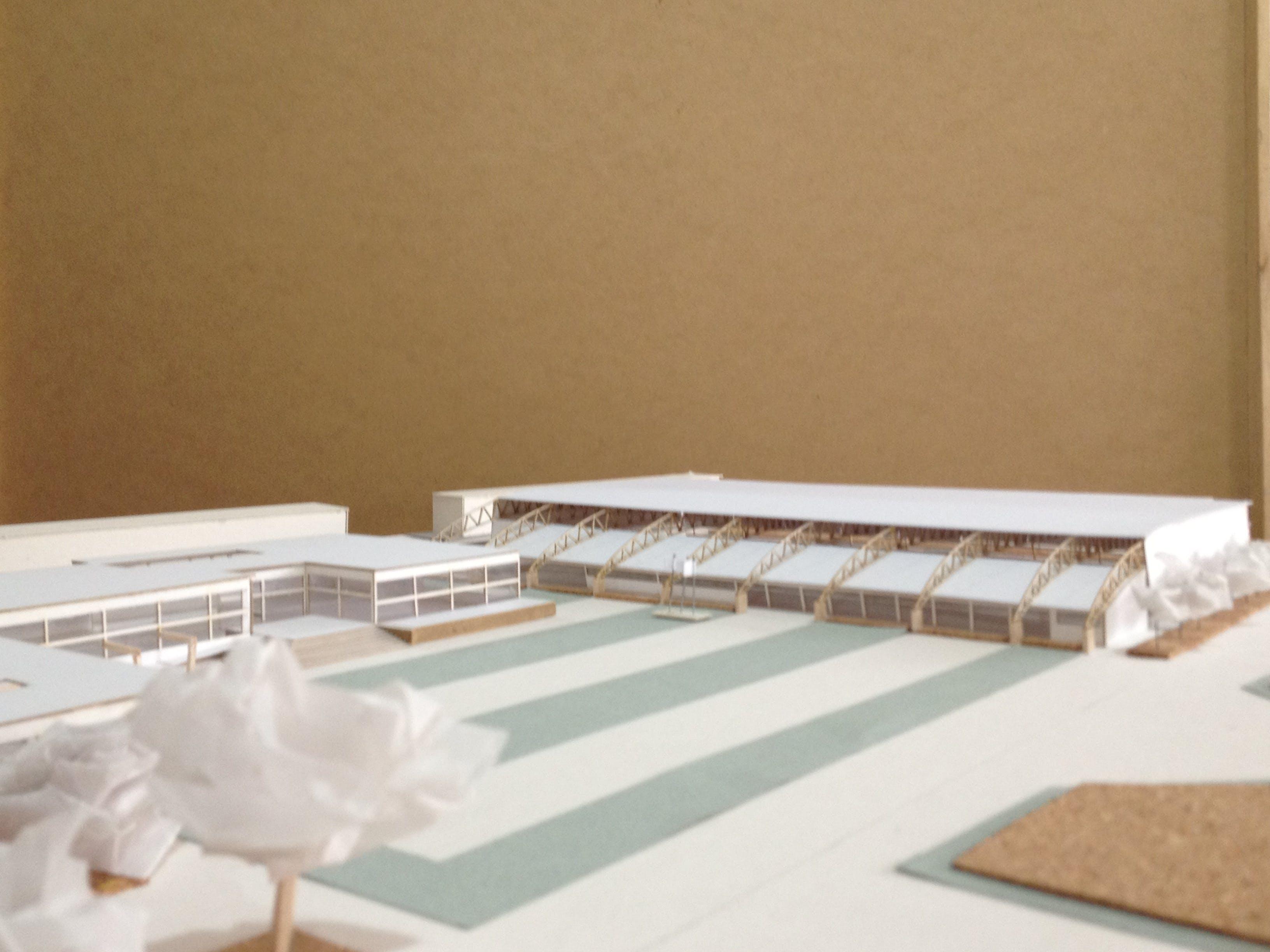 Sport Center Daniel Arias Archinect