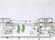 Urban Design Studio. resisting recidivism (spring 2019)