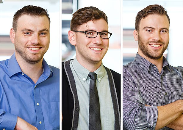 The Lighting Practice is proud to announce that Chris Hallenbeck, John Conley, and Johnathan Cook have been promoted to Project Manager