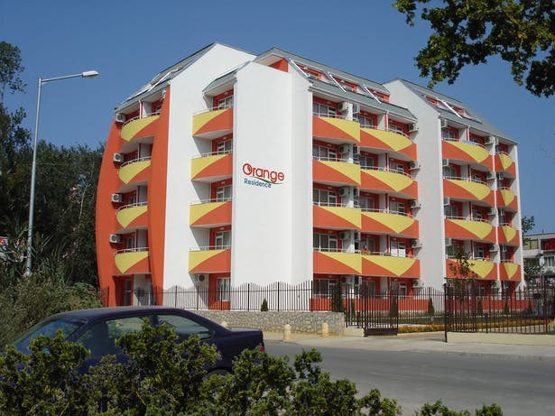 """Complex Of Holiday Apartments """"ORANGE Residence"""" - realization"""