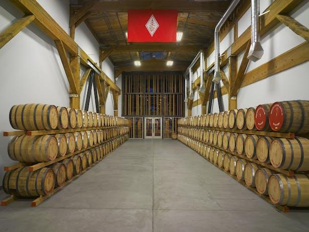 Westland Distillery, Seattle Washington