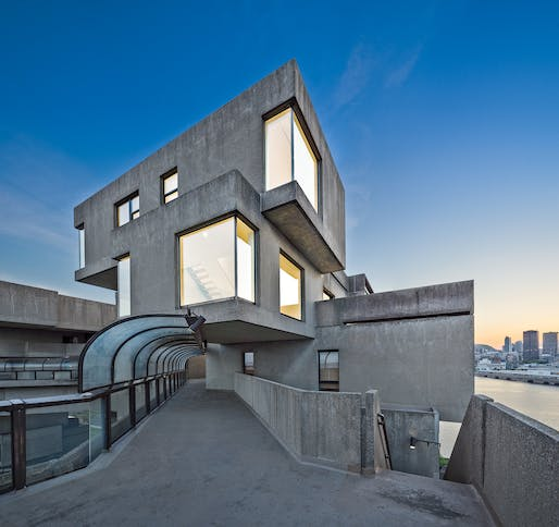 Habitat 67 by Moshe Safdie. Photo: Marc Cramer + Thomas Miau.