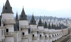 Burj Al Babas, the city of empty castles