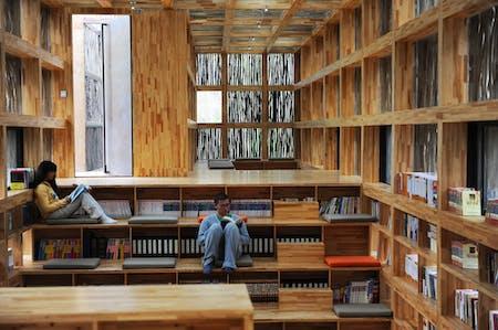 Liyuan Library by Li Xiaodong/Atelier