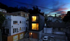 Spacious house on tiny lot? L.A. architect aims high in Echo Park