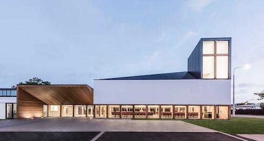 Chapel Street Centre by Dalman Architects. Photo by Stephen Goodenough.