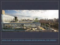 Large scale commercial adaptive re-use.
