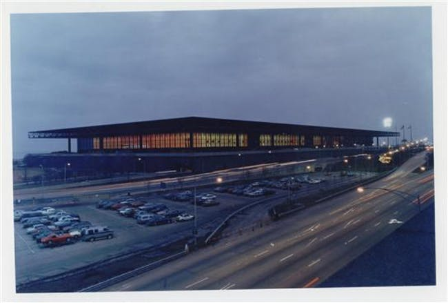 McCormick Place Lakeside Center by Gene Summers