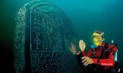 After over a thousand years underwater, two Egyptian cities will be exhibited at British Museum