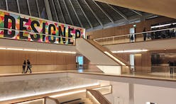 Take a look inside London's new Design Museum