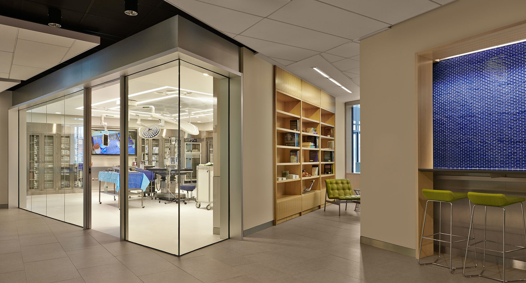 Mdco Medical Simulation Center Paul Lukez Architecture