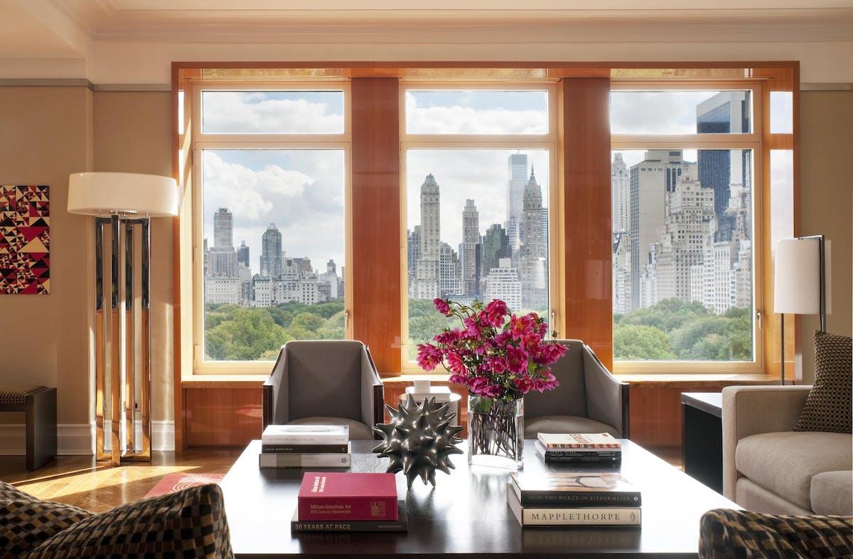 Central Park West Apartment | Gleicher Design ...