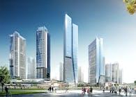 10 DESIGN | Huafa International Seafront Garden, Zhuhai, China