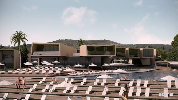 Michel Abboud Design for Nikki Beach