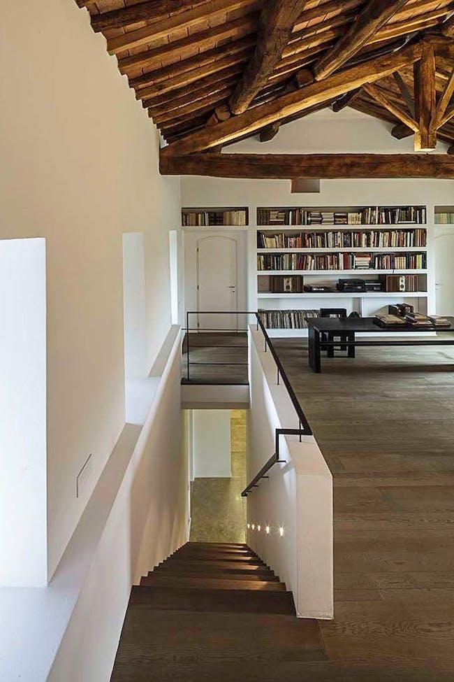 casa A2 in Castelmuzio, Italy by VPS architetti; Photo: pierluigi dessì / confinivisivi