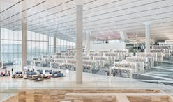 OMA's massive Qatar National Library officially opens