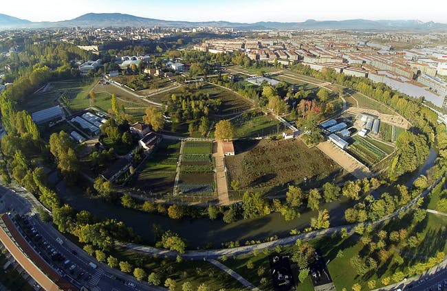 Best Landscape Architecture - Aldayjover Architecture and Landscape: Aranzadi Park, Pamplona, Spain. Photo credit: Azure