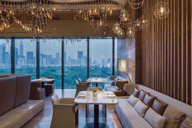 HUI Hotel Shenzhen_western restaurant