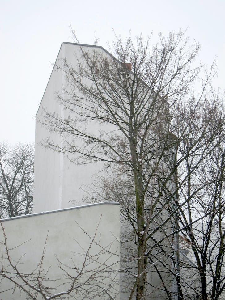 Urban Villa #3. Berlin-Mitte, Image © Stefano de Martino, 2014