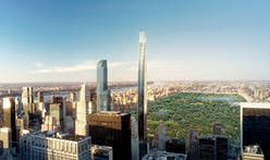 111 West 57th Street: The World's Skinniest Tower Will Also Be the Hemisphere's Tallest Residential Building