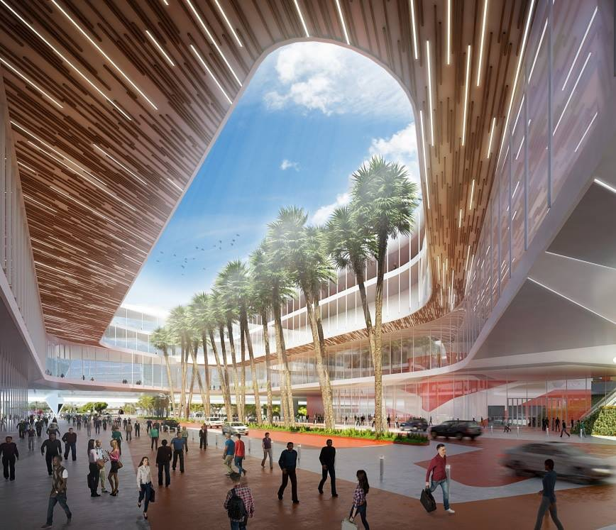 Los Angeles Mall: This Could Be The Los Angeles Convention Center Of The