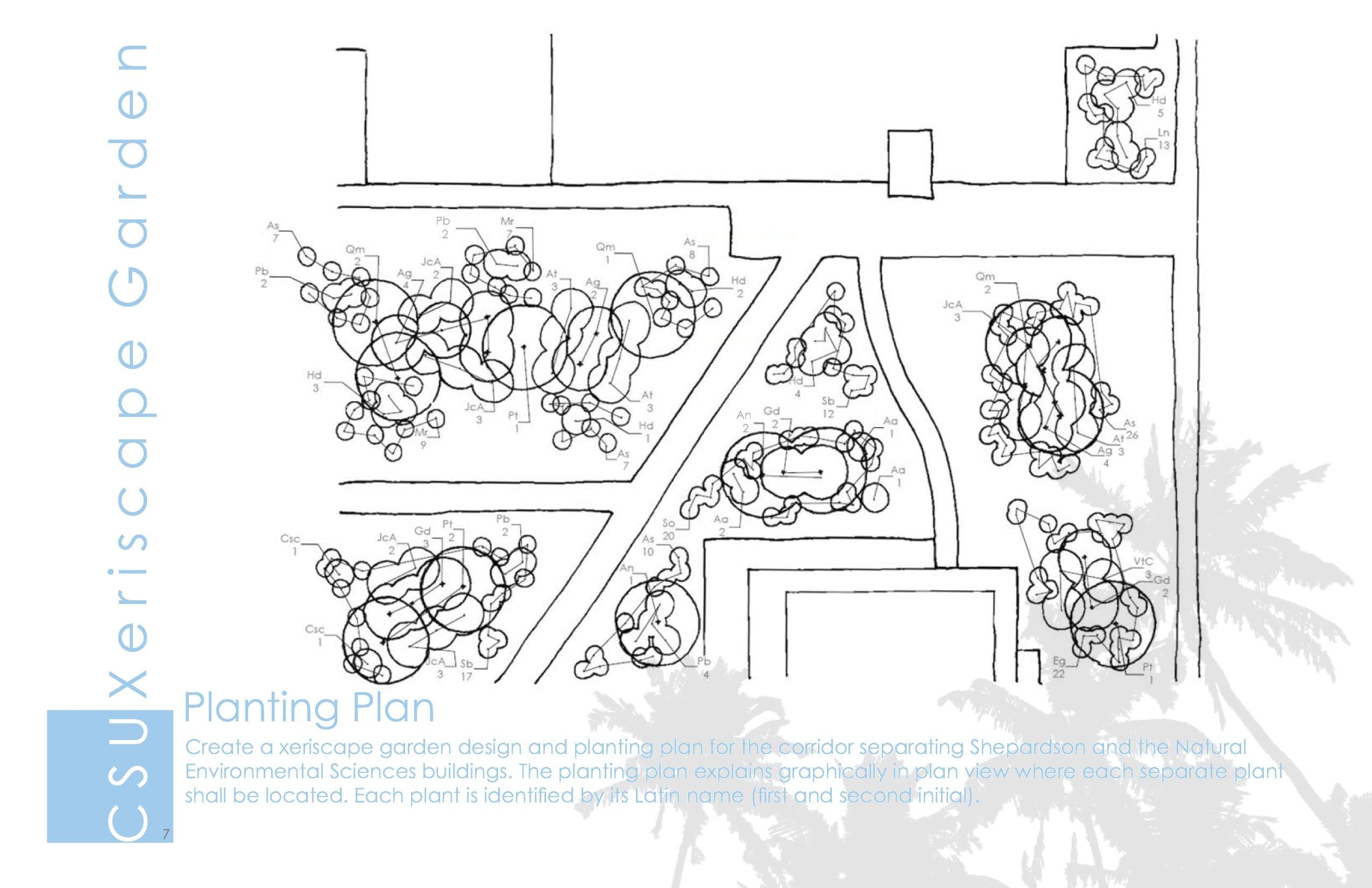 CSU Xeriscape Garden | Jason DeHaan | Archinect