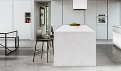 Design elegant spaces with unique quartz surface coverings by Compac, The Surfaces Company