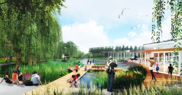Water Valley - Children's Ecological Learning Center © TLS