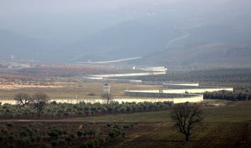Turkey completes more than half of 317 mile-long Syrian border wall